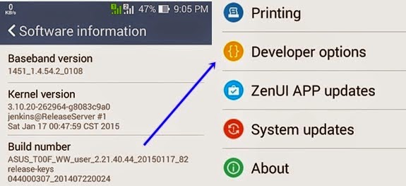 Memperbaiki Android yang Tidak Bisa Droidboot 0