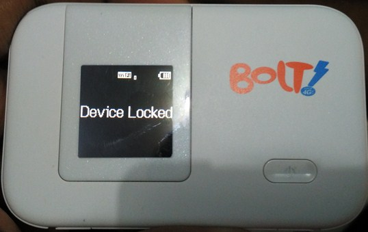 Mengatasi Device Locked Modem Bolt 4G Huawei e5372 11