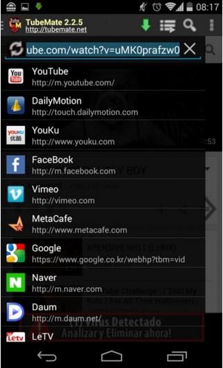 TubeMate YouTube Downloader 1
